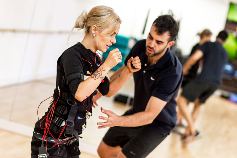 News - EMS the future of fitness